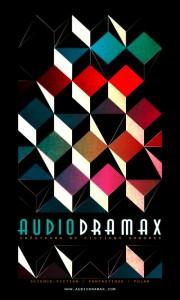 AudioDramax_Affiche_Retro
